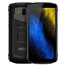 BV5800, 2GB+16GB, IP68 Waterproof Dustproof Shockproof, Dual Back Cameras, 5580mAh Battery, Fingerprint Identification, 5.5 inch Android 8.1 MTK6357 Quad Core up to 1.5GHz, NFC, OTG, Network: 4G(Black)