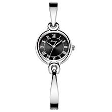 KIMIO K6209S Fashion Women Quartz Watch Roman Numeruls Ladies Dress Bracelet Watch