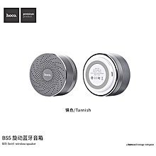 Hoco. BS5 Bluetooth 2.1 Swirl Wireless Speaker Support Hands-free Mic / TF Card / Aux-in HT-S
