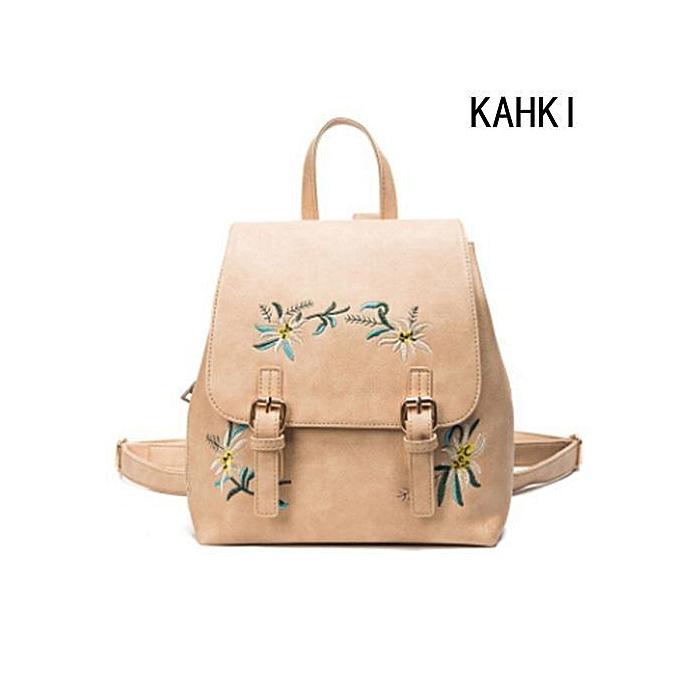 4ee77776c3 New Girl Women PU Leather Travel Backpack Satchel Rucksack Laptop Bookbag  School Bag