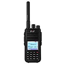 TYT MD - 380 DMR Portable Walkie Talkie Digital Two-way Radio Transceiver-BLACK