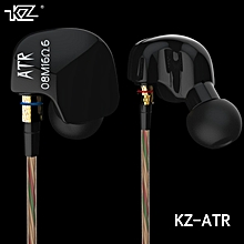 KZ ATR 3.5mm In Ear Earphones HIFI Stereo Sport Earphone Super Bass Noise Isolating Without Microphone