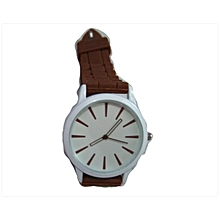 Geneva Watch - Brown