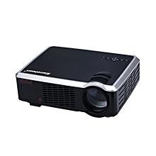 LED33+(02) - LED HD Projector 2000LM 854*540 Home Theater EU - Black