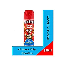 Doom Odourless All-Insect Killer Powergard Spray, 300ml
