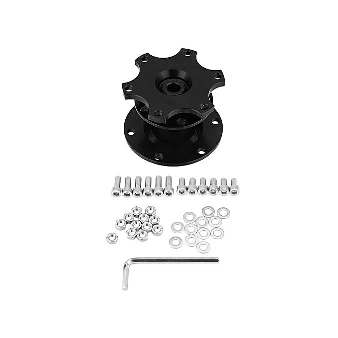 ... Wheel Hub Adapter Kit Universal Car Steering Wheel Quick Release Hub Adapter Snap Off Boss Kit ...