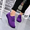Women outdoor breathable casual sneakers (PURPLE)