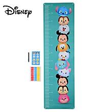 TSUM Cartoon Height Measure Growth Chart Wall Sticker Decal For Kids Children Nursery Room Decor