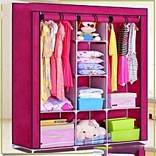 Portable Wardrobe  - Pink