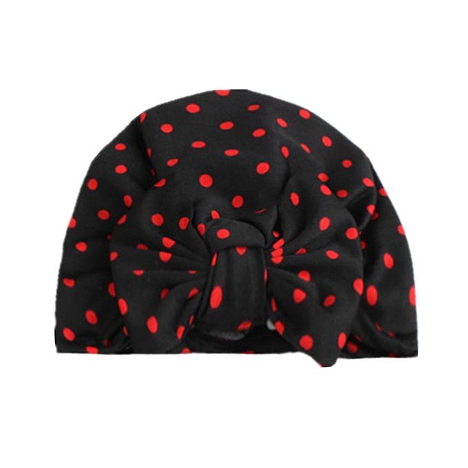 97f66e16d72 Autumn Winter Baby Hat Girl Boy Cap Children Hats Toddler Kids Hat H-Black