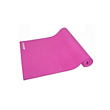 PVC Yoga Mat with Net Package (6MM) AS51818 - Pink