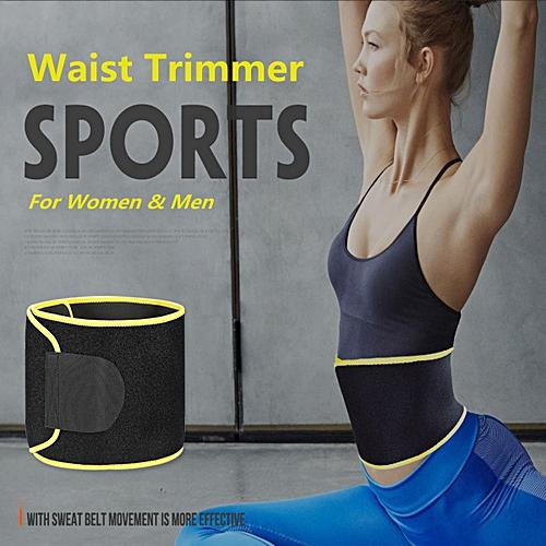 9e68680977 Generic Waist Shaper Corset Slimmer Fitness Back Supporter Abdomen Belt