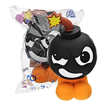 Bomb-Man Squishy 18*10CM Slow Rising Soft Toy Gift Collection With Packaging-