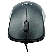 E-80B Black PS/2 Mouse
