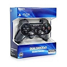 PS3  Dual Shock 3 Game Pad- Wireless Controller - Black