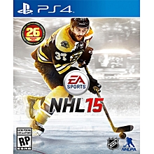 PS4 Game NHL 15