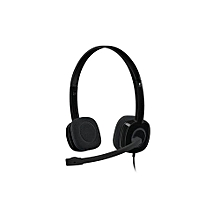 Stereo Headset H151 - Grey
