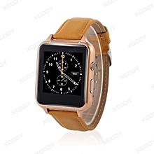 Bluetooth Smart Wrist Watch SIM GSM Fitness Tracker For Samsung Android Phone