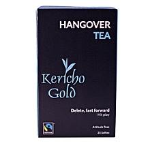 KERICHO GOLD HANGOVER TEA 25 TB