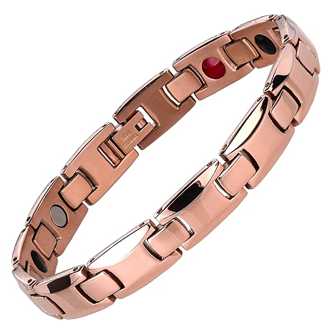 20fee05c70b Health Energy Magnetic Therapy Germanium Stainless Steel Bracelets Bangles