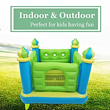 Bounce House Castle Children Kids Inflatable Slide Jumper Play Outdoor Indoor