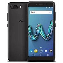 Tommy 3 Plus 5.45-inch (2GB, 16GB ROM) Android 8.1 Oreo, 13MP + 5MP, 2900mAh, Dual Sim 4G LTE Smartphone - Black