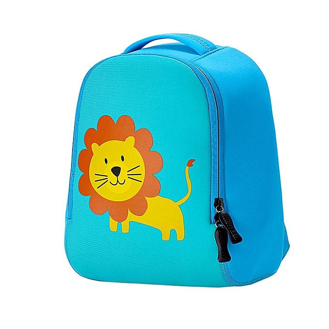 Hiamok Child Backpack Toddler Kid School Bags Kindergaten Cartoon Shoulder  Bookbags ... b5cbfbe941bc0