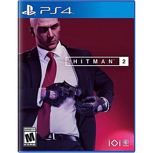 PS4 Game Hitman 2