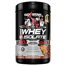 100% Whey Protein Isolate Decadent Chocolate - 699g