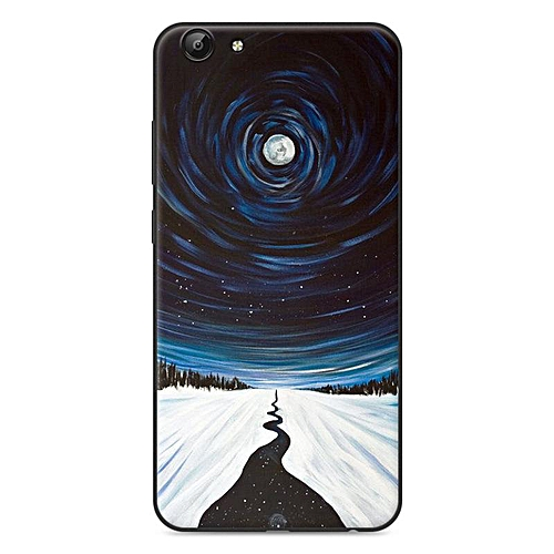 quality design aff3d 0f1cc For Vivo Y69 Case Cartoon Printing Soft Back Cover For Vivo Y69 Shockproof  Casing Shell