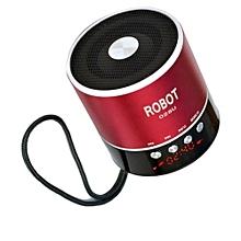 Robot Digital Wireless-Bluetooth Speaker /USB FM Radio with SD Card slot