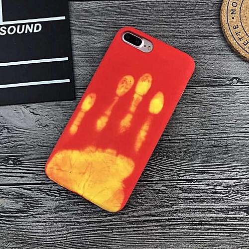 outlet store 22b2b 25b8f Thermal Induction Phone Case Magical Color Change Fluorescent Heat  Induction Soft Back Cover For IPhone6/6S (Color:c0)