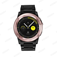 3G WIFI Android Smart Watch 4GB Bluetooth GPS SIM Phone Bluetooth For Samsung