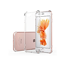 iPhone 8/8Plus/7/7Plus/6S/6S Plus/6/6Plus/5/5S/SE Phone Case Shatter-Resistant Transparent Cover____IPHONE 8 PLUS____transparent