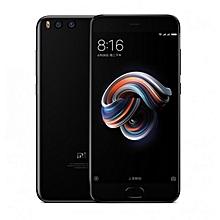 Global Rom Xiaomi Mi Note 3 5.5 Inch Facial-Recognition 6GB RAM 64GB ROM Snapdragon 660 Octa Core 4G Smartphone Black
