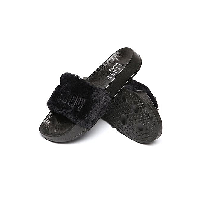 Bright Leather Slippers Women s Summer 2018 Fashion Thick Soles Beach  Sandals Korean Version High Heels 73b3a29a9e