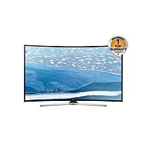 "55NU7300 - 55"" - 4K Curved UHD Smart LED TV - Black"