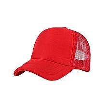 Trucker  Men's Women's  Cap Adjustable Baseball Unisex mesh cap