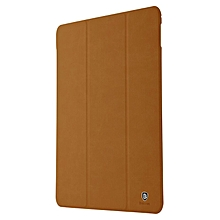 BASEUS Brand Terse Series Multi-Function Standing Tablet pu Leather Case For Apple iPad Pro 9.7 inch (Brown) () FCJMALL