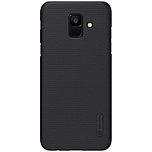 Nillkin Super Frosted Shield Matte cover case for Samsung Galaxy A6 (2018) Black