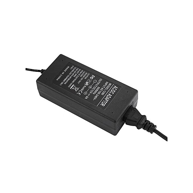 Buy Generic 12V 8A AC/DC Power Supply Adapter For Household ...