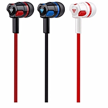 MHD MK100 Universal In ear Headphone with Microphone for Tablet Cell Phone