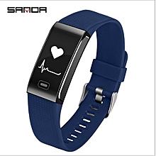 Bluetooth Smart Watch Heart Rate Monitor Smart Reminder