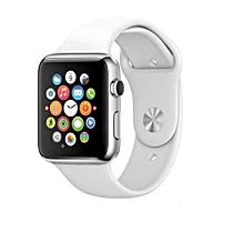 White Smart Watch-W101 Hero