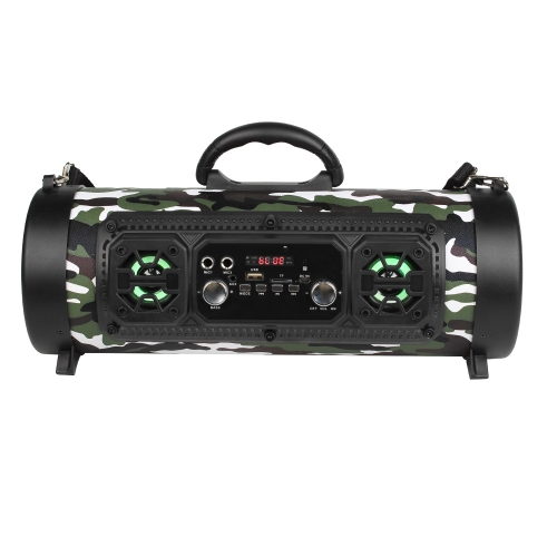 boya wireless bluetooth speakers 20w outdoor loudspeaker stereoboya wireless bluetooth speakers 20w outdoor loudspeaker stereo super bass fm radio tf card aux in u disk music player colorful led light dual microphone