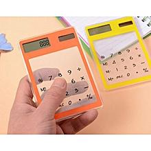 Solar Basic Calculator Student Scientific Calculator Office School Staff Gifts