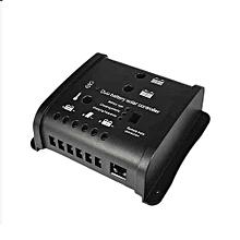 OLYS SDC20 PWM 12V/24V 20A Solar Charge Controller LCD Solar Regulator For Solar Panel Charger