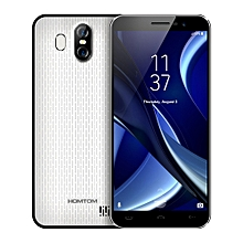 HOMTOM S16 3G Smartphone Android 7.0 MTK6580 Quad-core 1.3GHz 2GB RAM 16GB ROM -WHITE