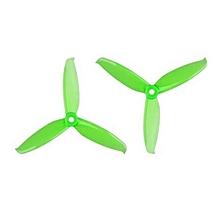 Gemfan Windancer 5042 5x4.2 Inch 3-Blade Propeller 2 CW & 2 CCW Green