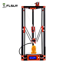 Delta 3D Printer Kit With Auto-leveling 180*315mm Heated Bed + Off-line print